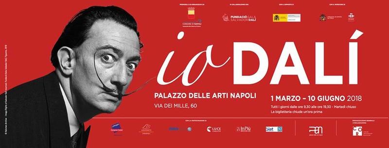 """""""Io Dalí"""" in mostra a Napoli: 1 Marzo - 10 Giugno 2018 2018_i10"""