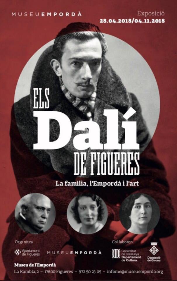 """Mostra """"ELS DALI DE FIGUERES"""" Museu de l'Emporda, Figueres fino Novembre 2018 29791810"""