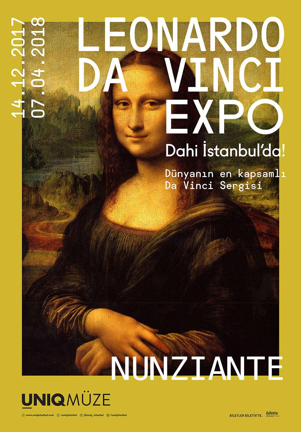 LEONARDO - NUNZIANTE, UNIQ Gallery - Istanbul 14/12/17-07/04/18 4fd9aa10