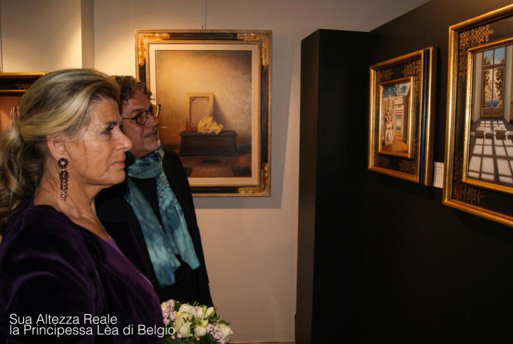 Penser l'Image et Peindre la Pensée, 27 Ottobre-29 Dicembre 2017, Aran Art Gallery, Bruxelles Connom12