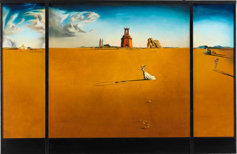 Dal nulla al sogno. Dada e Surrealismo dalla Collezione del Museo Boijmans Van Beuningen.  Alba 27 ottobre 2018 - 25 febbraio 2019 Dali-m10