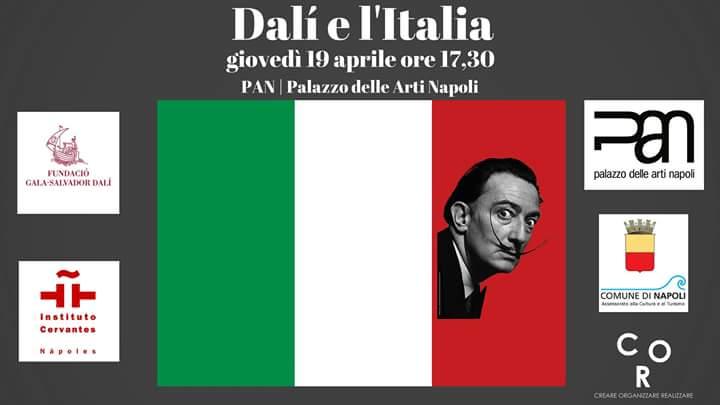 """""""Io Dalí"""" in mostra a Napoli: 1 Marzo - 10 Giugno 2018 Fb_img11"""