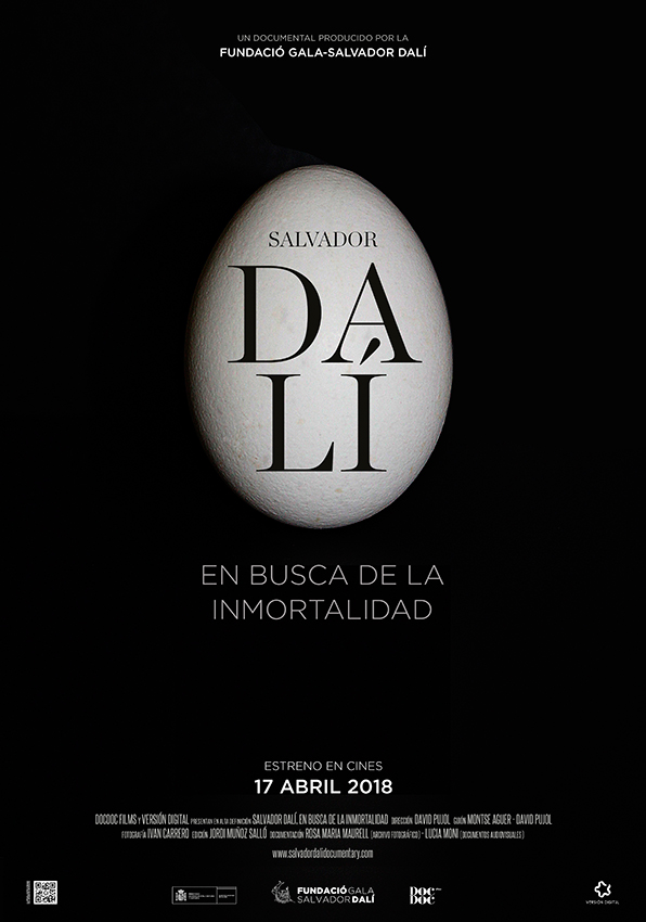 """Nuovo documentario: """"Salvador Dalí, en busca de la inmortalidad"""" Salvad12"""