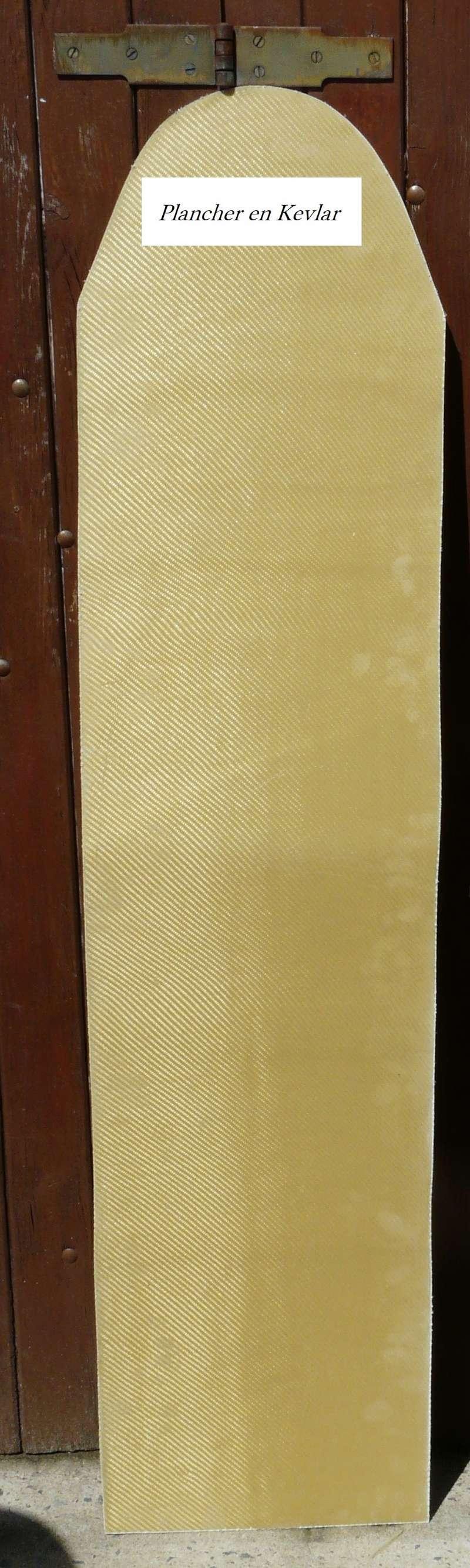 Réalisations de plancher de buggy Angély Composites P1100612