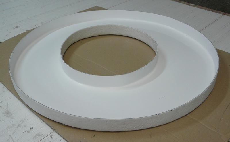 Angély Composites Protection roue de secours résine anti feu P1120611