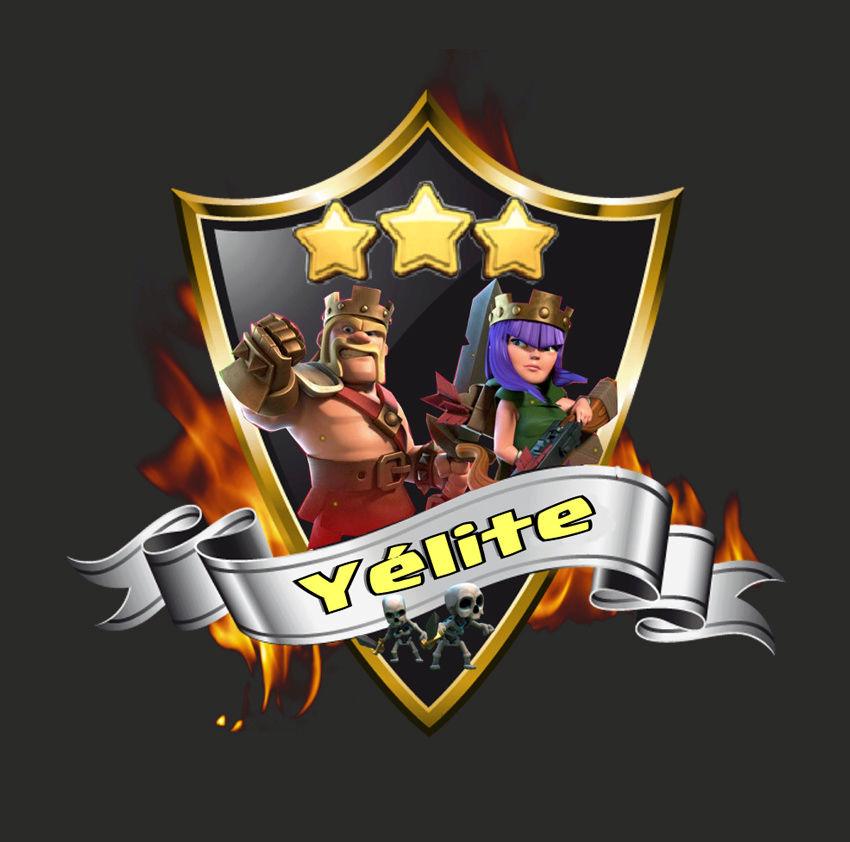 Clan des Yelites CoC
