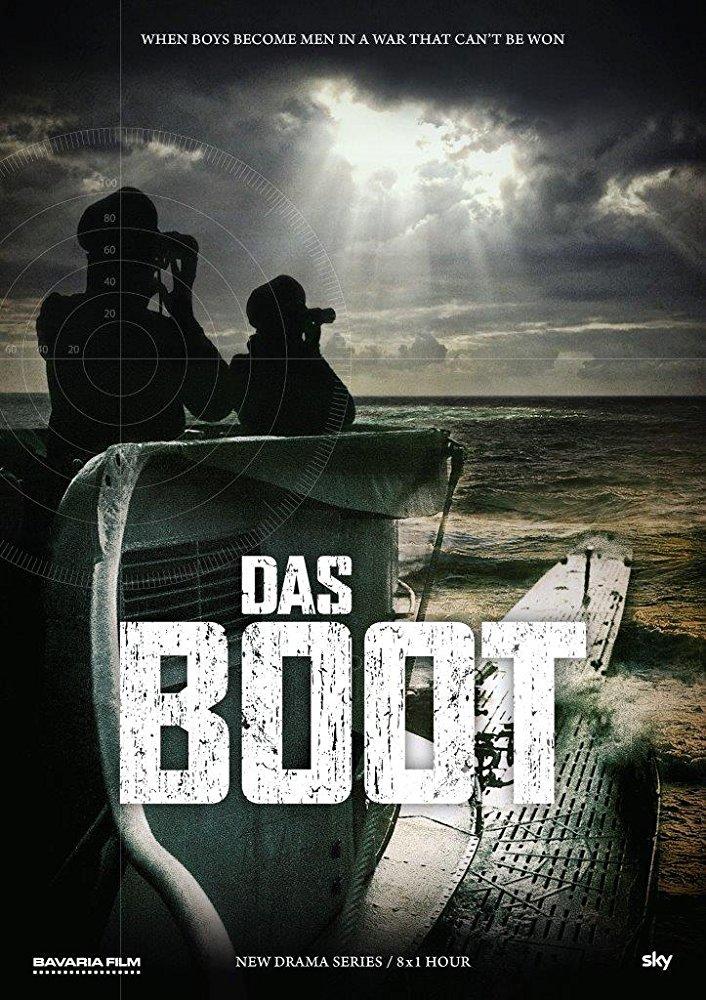 Das Boot - Série TV 2018 Mv5bow10