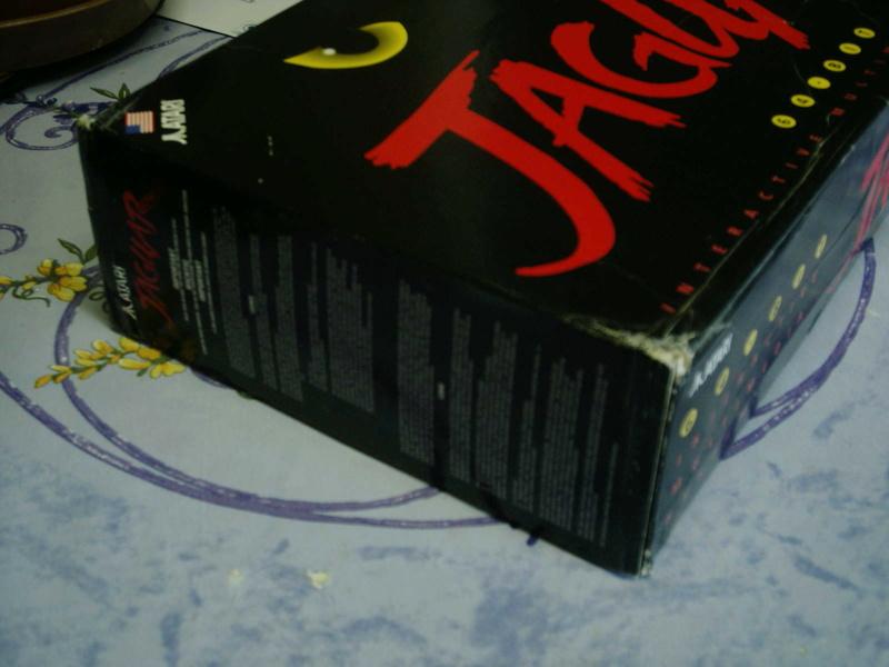 [ESTIM] Console Atari Jaguar US en boite complète + 1 jeu loose 40601910