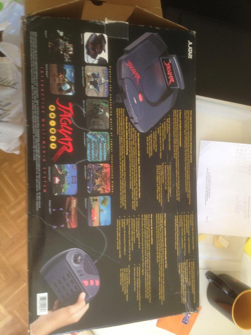 [ESTIM] Console Atari Jaguar US en boite complète + 1 jeu loose Image110