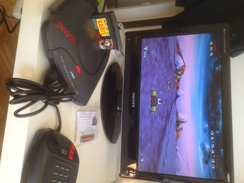 [ESTIM] Console Atari Jaguar US en boite complète + 1 jeu loose Image111