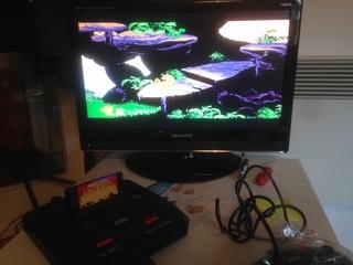 [ESTIM] Console Megadrive II - Pack Le Roi Lion - complet en boite Image116