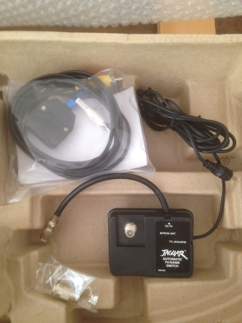 [ESTIM] Console Atari Jaguar US en boite complète + 1 jeu loose Image210