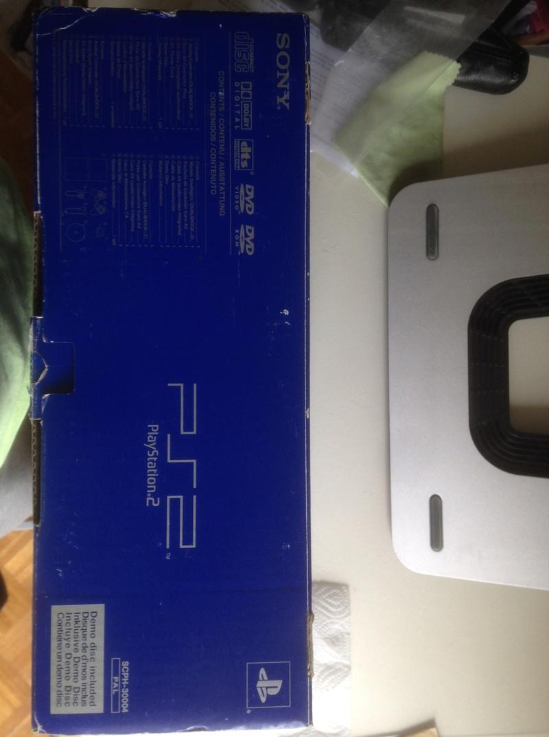 [ESTIM] Console PlayStation 2 - version 1 complète en boite Image212
