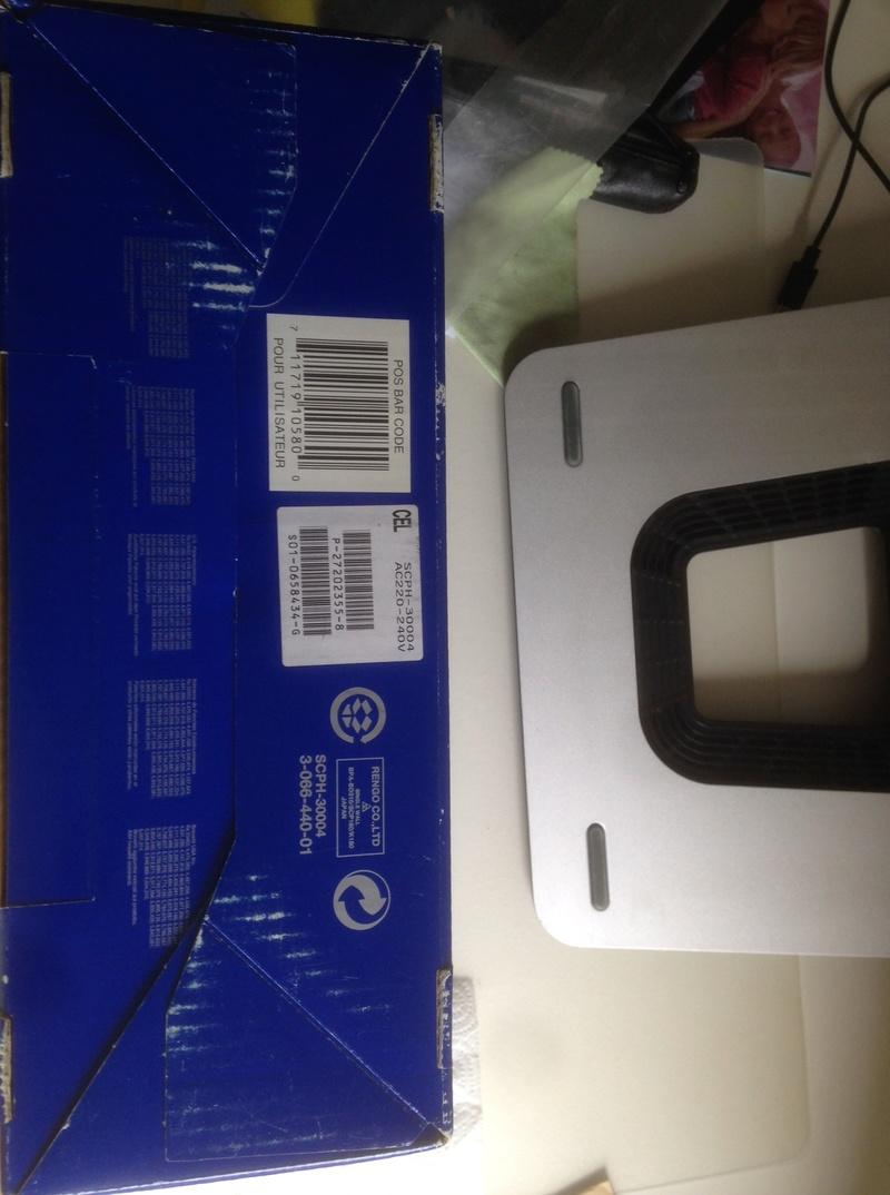 [ESTIM] Console PlayStation 2 - version 1 complète en boite Image310
