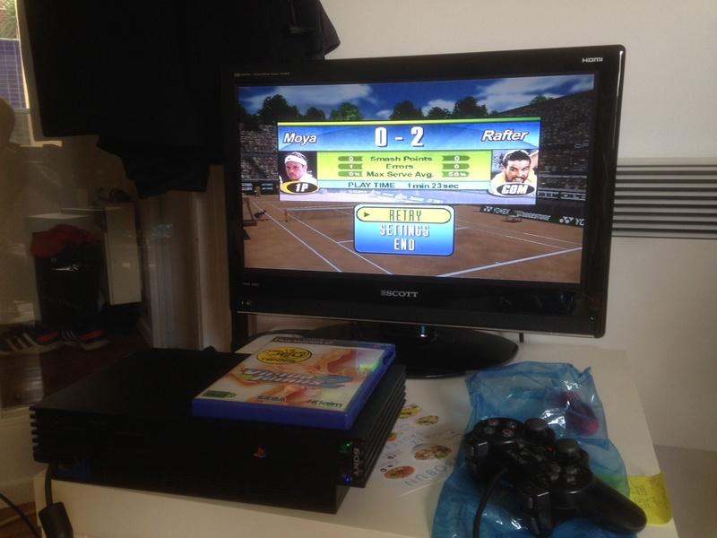 [ESTIM] Console PlayStation 2 - version 1 complète en boite Image410
