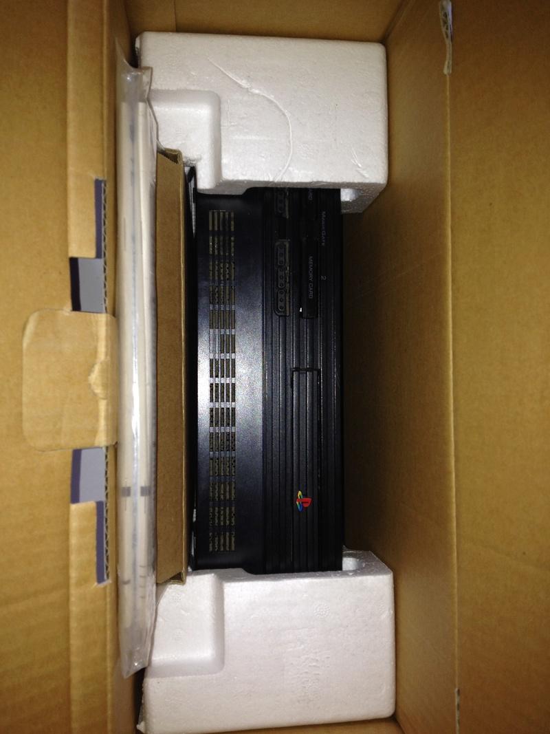 [ESTIM] Console PlayStation 2 - version 1 complète en boite Img_0711