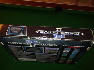 [ESTIM] Console Megadrive II - Pack Le Roi Lion - complet en boite Img_2024