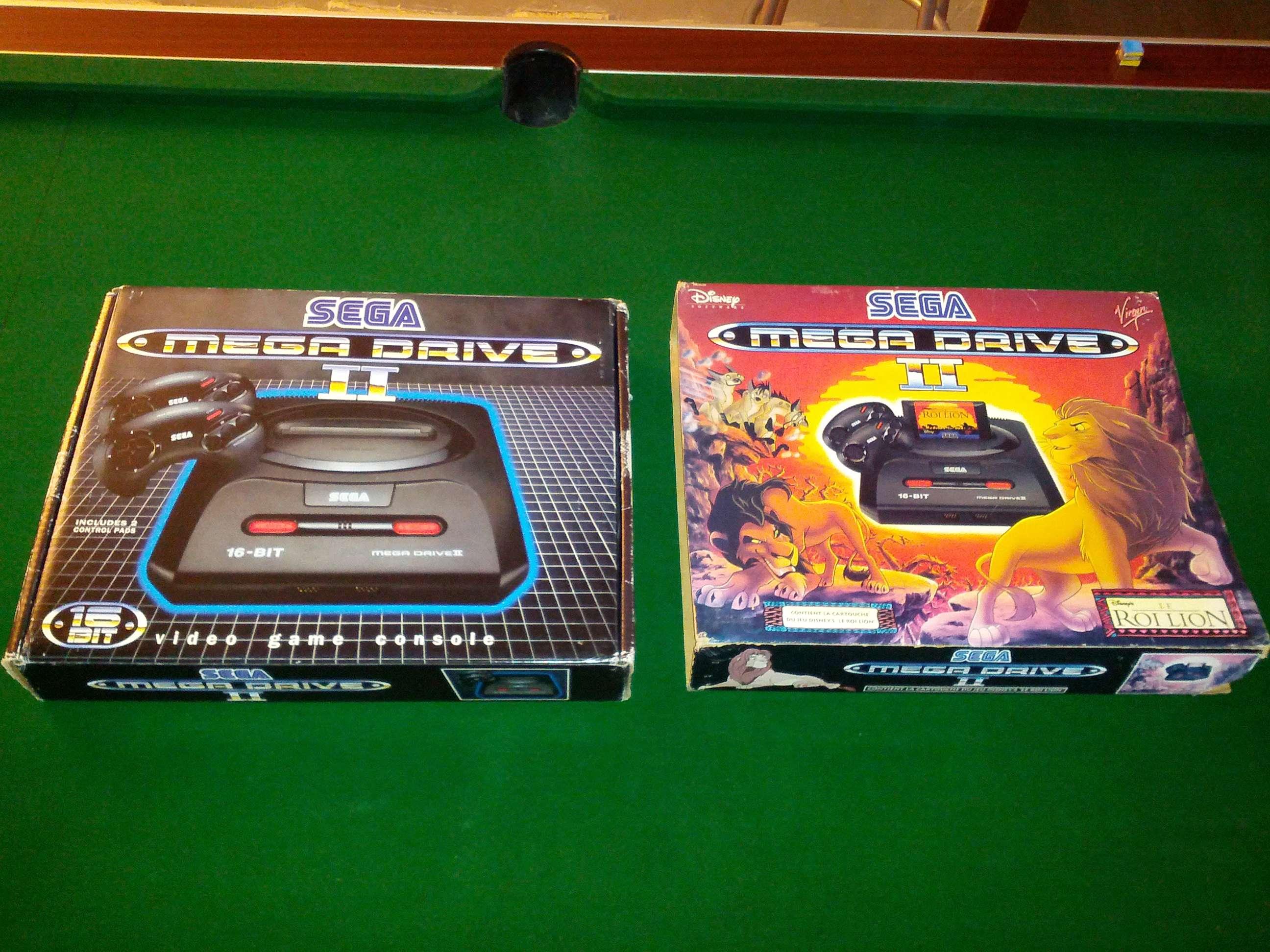 [VENDS] Console Megadrive II - Pack Le Roi Lion - complet en boite Img_2027