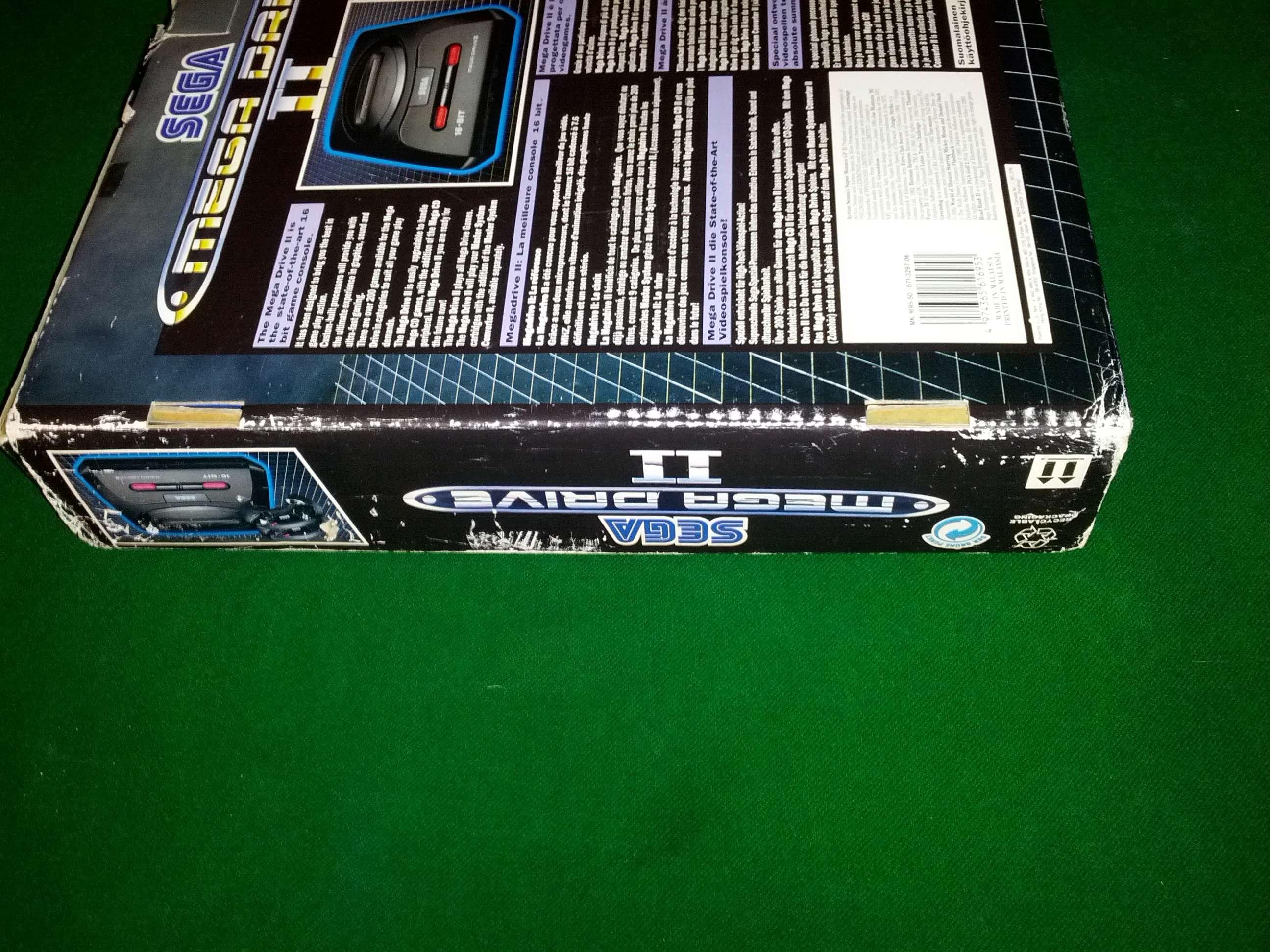 [VENDS] Console Megadrive II - Pack Le Roi Lion - complet en boite Img_2032