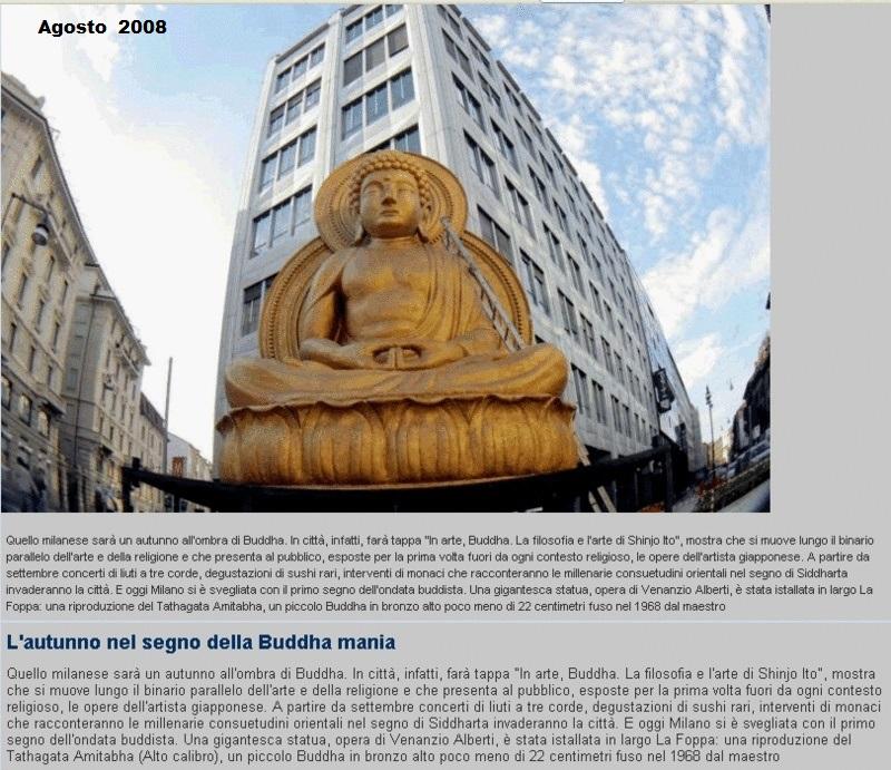 MILANO e dintorni..... Buddha10