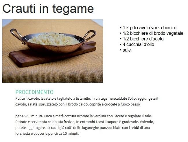 RICETTE dal MONDO Crauti10
