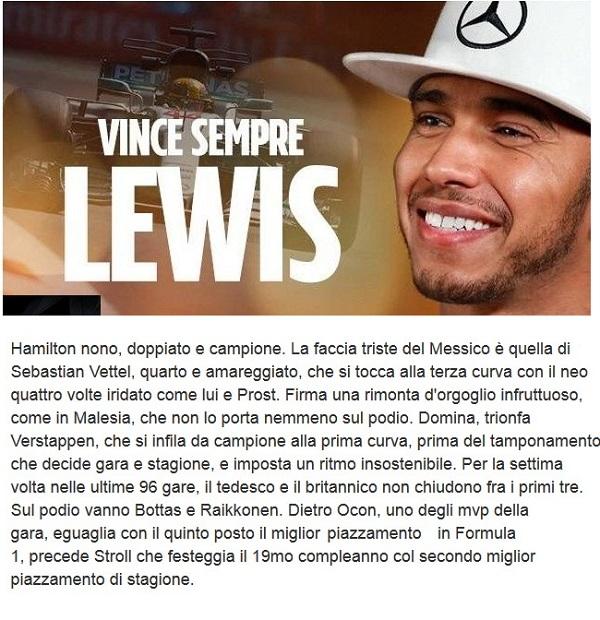 AUTOMOBILISMO...............formula 1 - Pagina 3 Lewis10