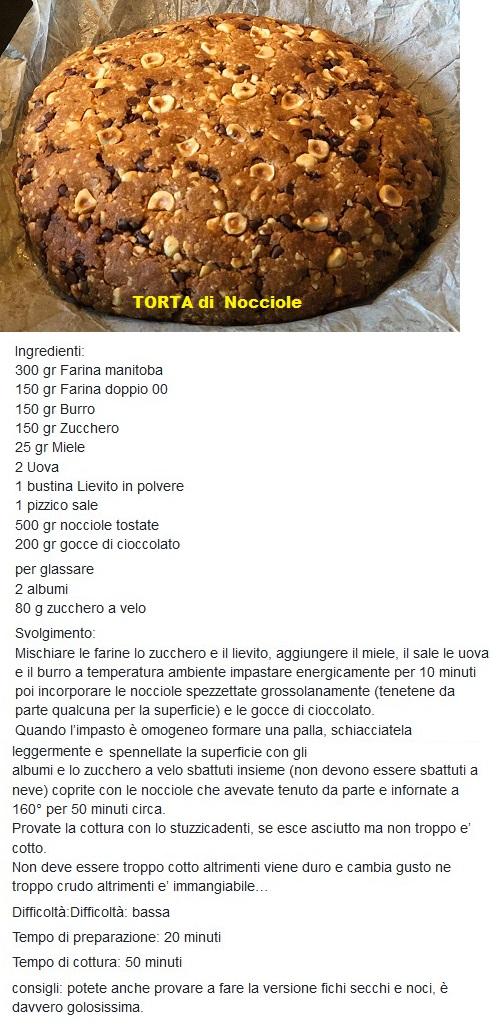 Torte e dolcetti vari - Pagina 3 Noccio10