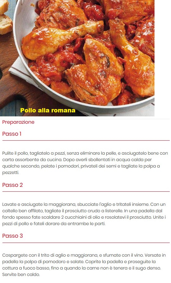 Pietanze varie - Pagina 3 Pollo_13