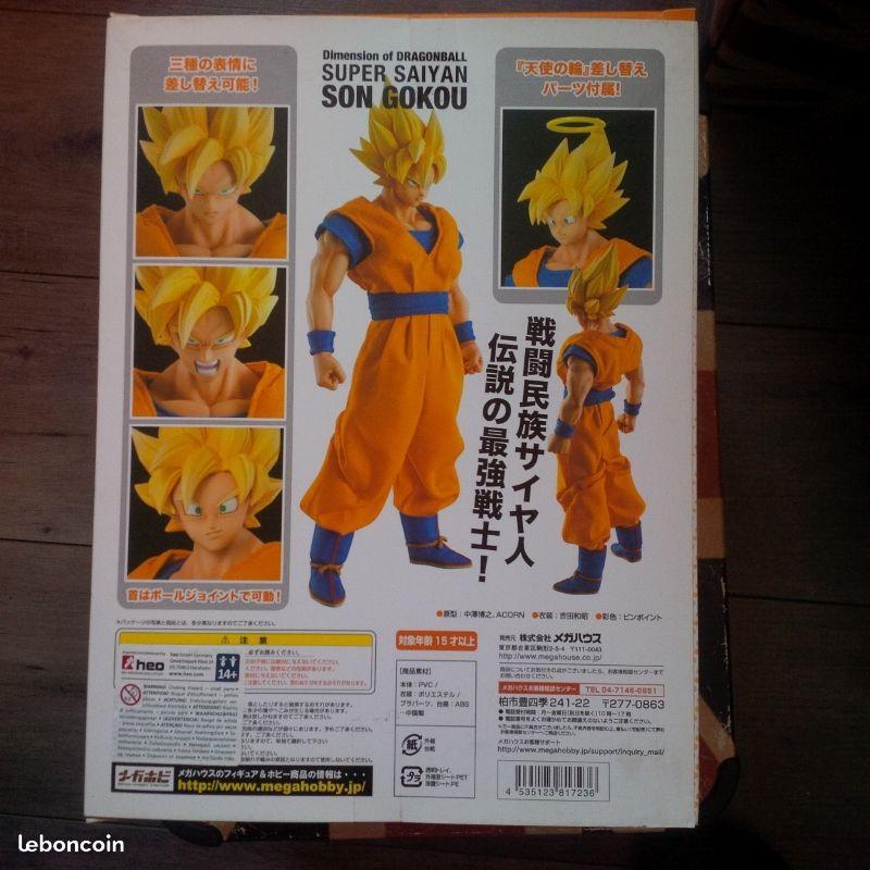 Ventes de davele Goku210