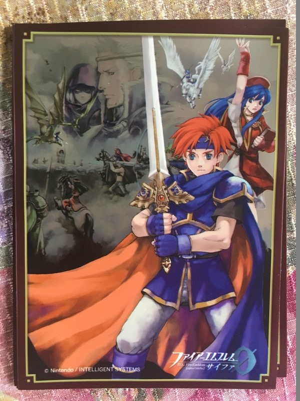 Fire emblem cipher  [Unboxings] 4c756910