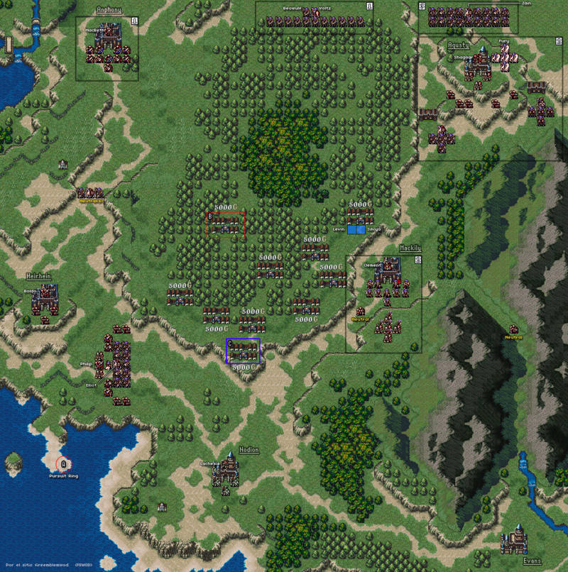 Top 10 de mes Fire Emblem préféré - Page 4 Map210