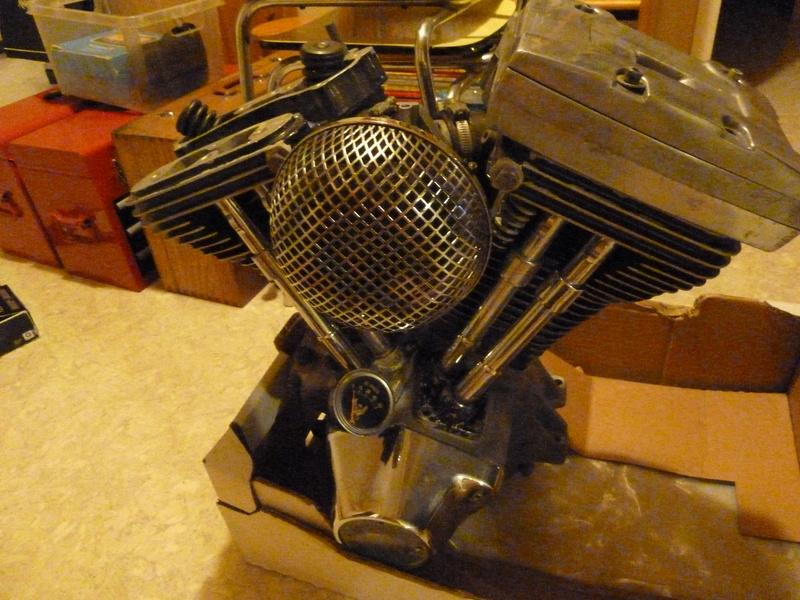 Moteur HD 1340 Deco Bar P1070610