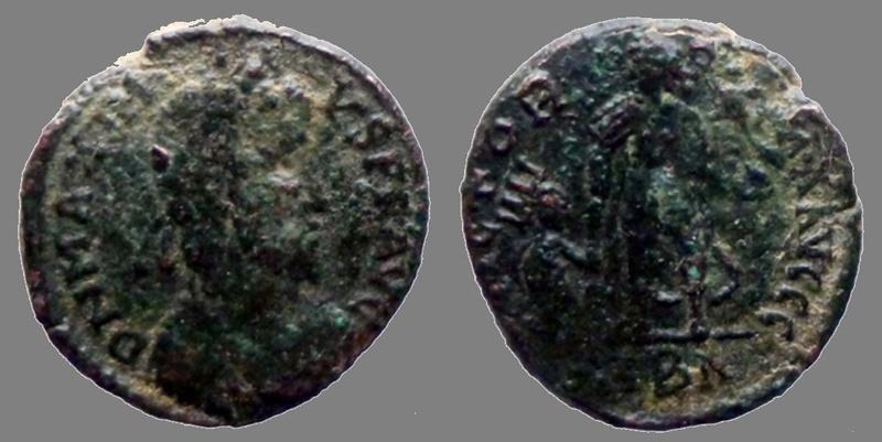 un rare bronze de  Maxime de Barcelone 07661c10