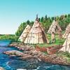 La réserve de Blackfeet