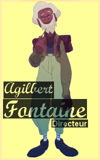 Agilbert Fontaine