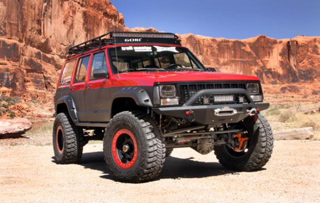 JEEP CHEROKEE XJ version ABS by Fgp974 630x4010