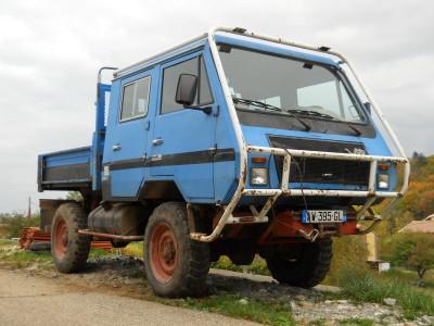 Carrosserie 3D Camion Oshkosh HEMTT 4x4 6x6 8x8 pour Scx10 et tout Scale et Crawler 1/10 Brimon10
