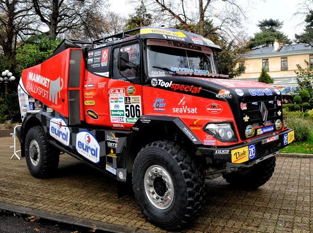 Camion Oshkosh HEMTT 1/10 6x6 3D : Spécial SVA 2018 - Page 2 Dakar-10