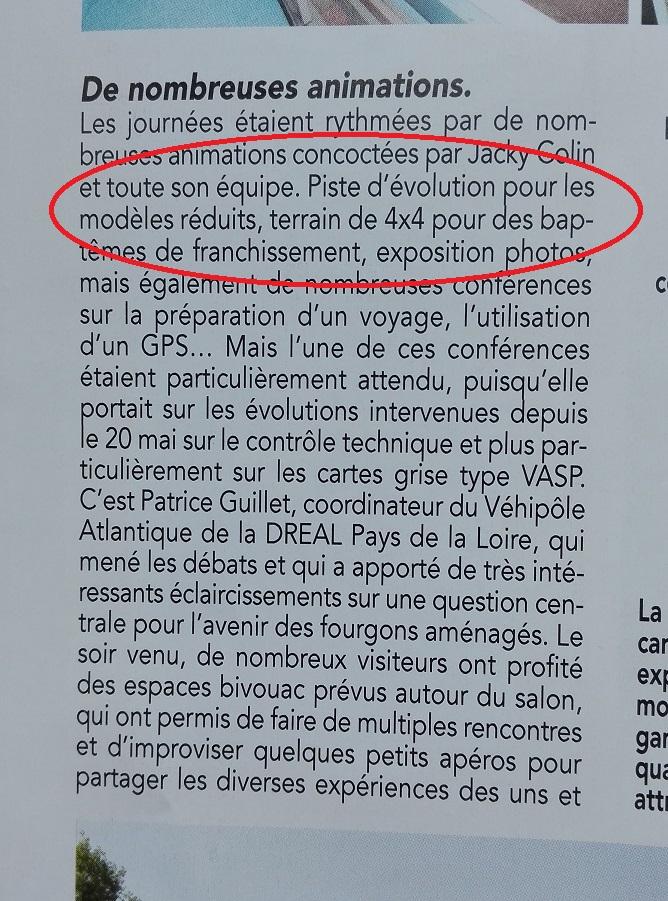 Salon du Véhicule d'Aventure SVA 2018 - Corcoué sur Logne (44) du 20 au 22 avril - Page 18 Img_2049