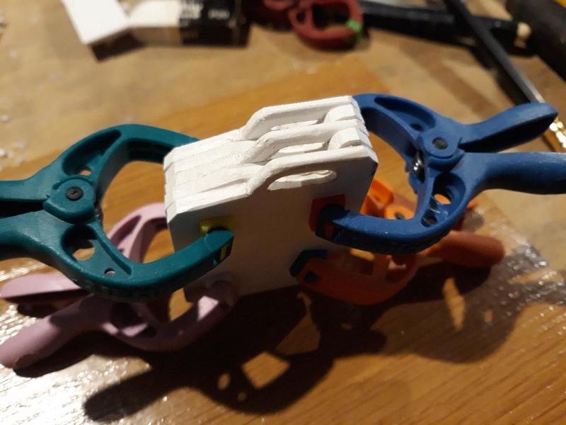 Accessoires Hand Made pour Scale et Crawler Jerric15
