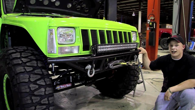 JEEP CHEROKEE XJ version ABS by Fgp974 Maxres10