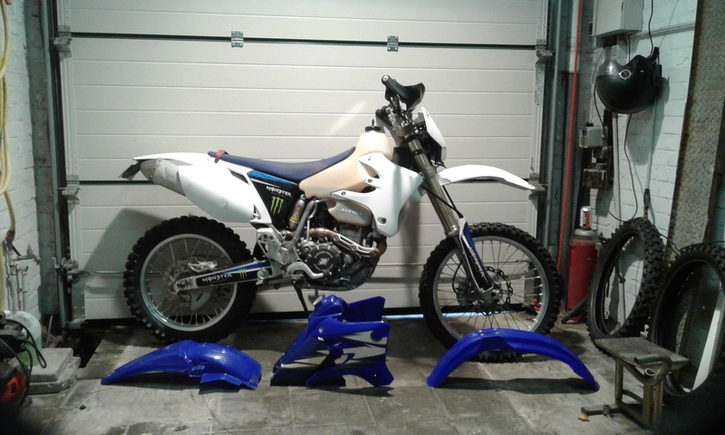 Yamaha wrf 450 20171211