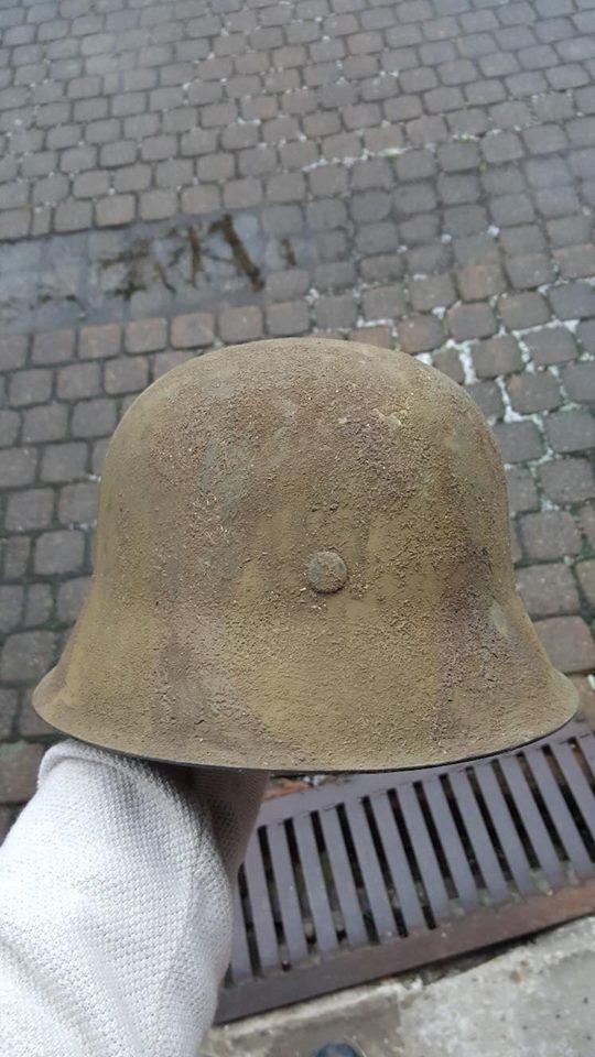 prochain achat  casque allemand béton 25286910