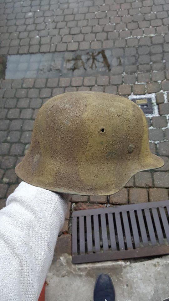prochain achat  casque allemand béton 25323110