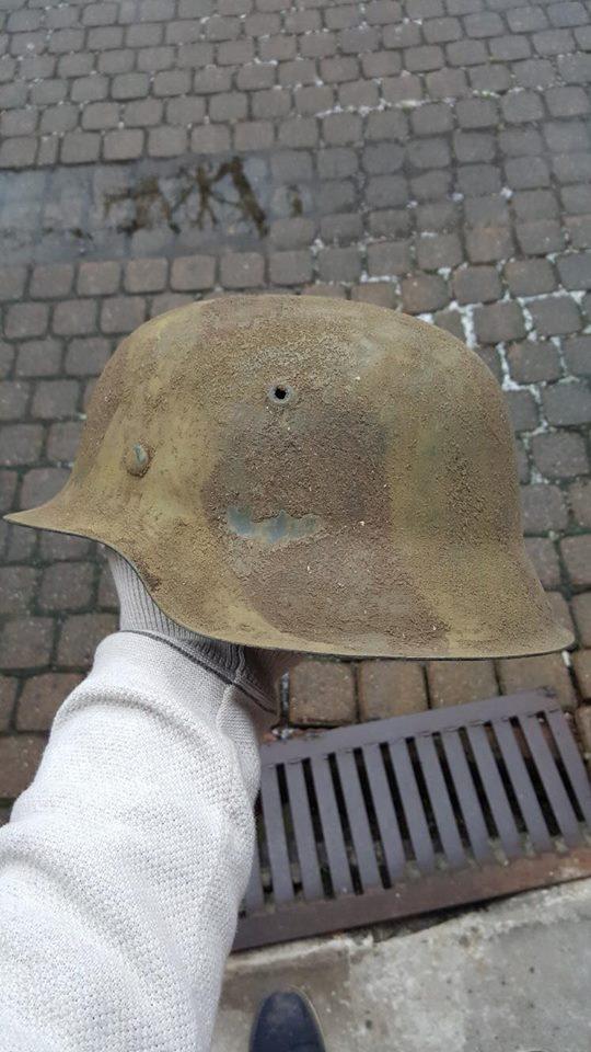 prochain achat  casque allemand béton 25323411