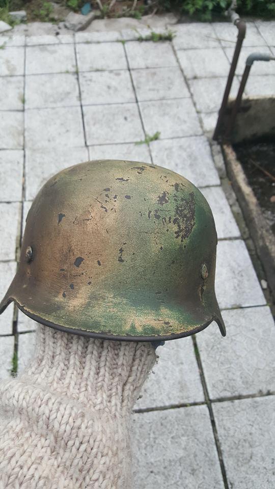 casque allemand camo  31732310