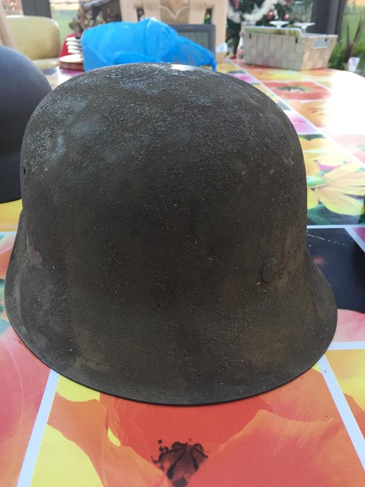 prochain achat  casque allemand béton 410