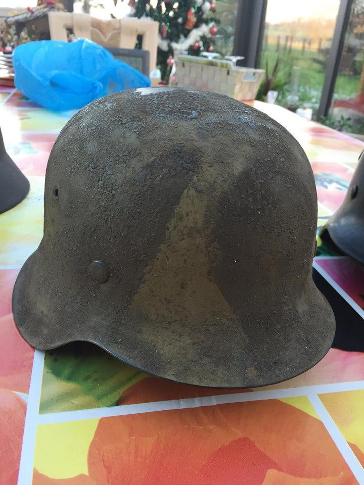 prochain achat  casque allemand béton 510