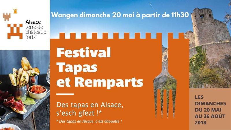 Festival Tapas et Remparts à Wangen 20 mai 2018 32247411