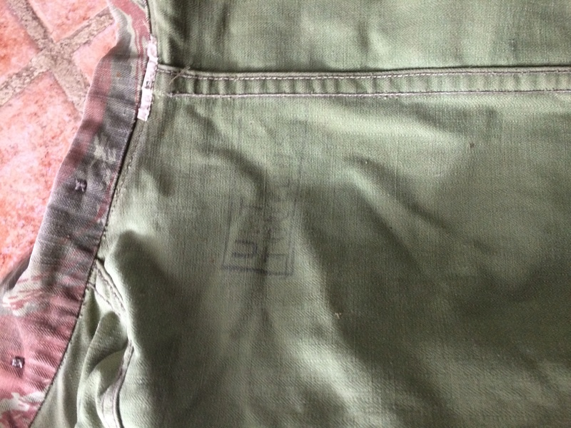 Veste et pantalon camo Img_4725